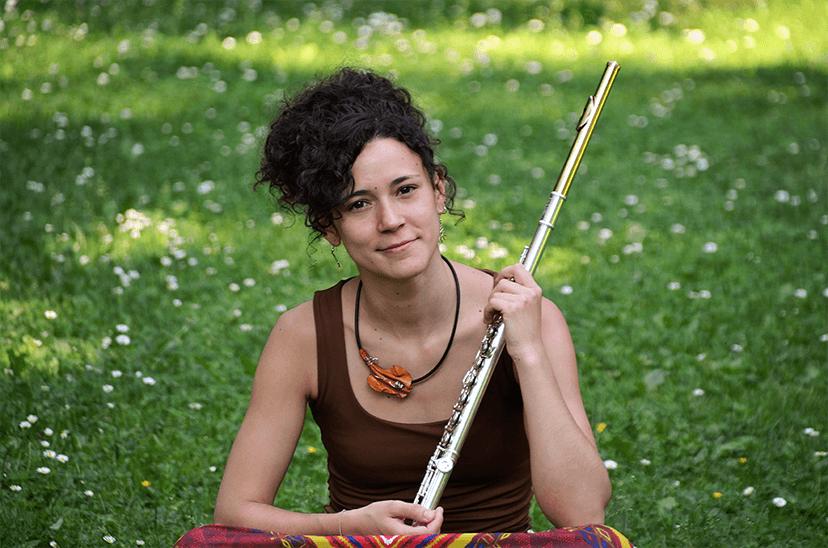 Fátima Jiménez, profesora Bye Bye Beethoven 2018
