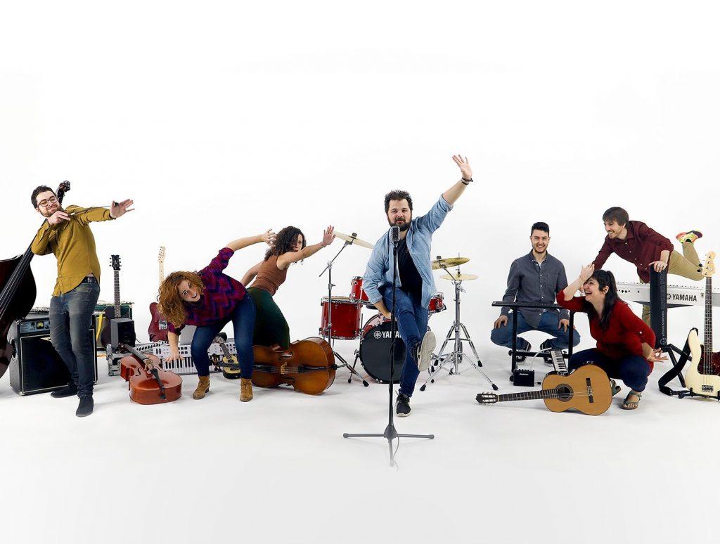 Profesores campamento musical