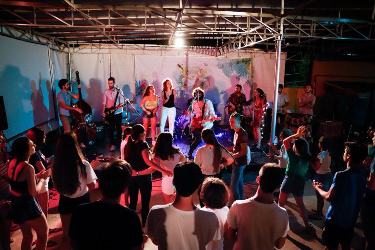 Concierto de profesores Campamento Musical