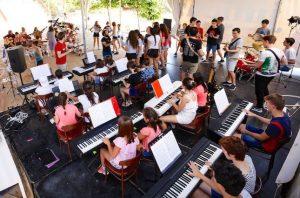 Clase grupal Campamento Bye Bye Beethoven