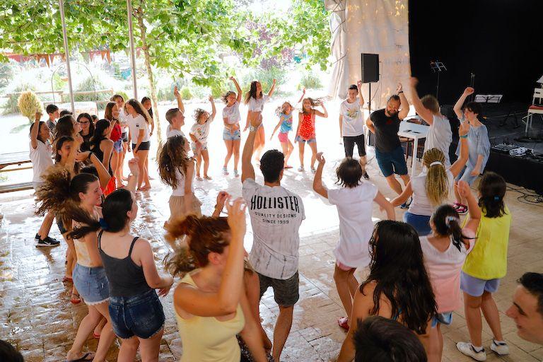 Baile y diversión en Bye Bye Beethoven