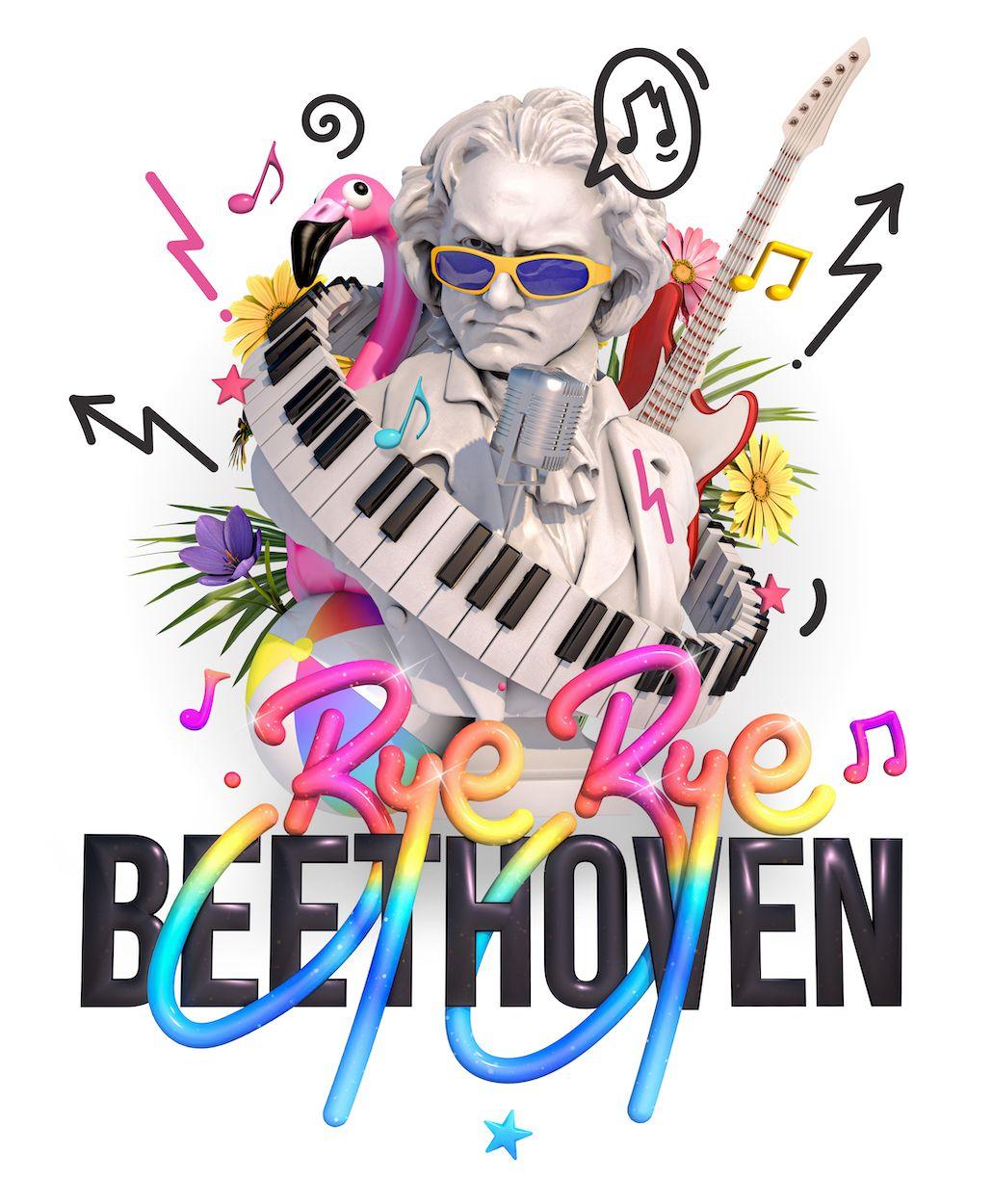 Campamento Musical Bye Bye Beethoven