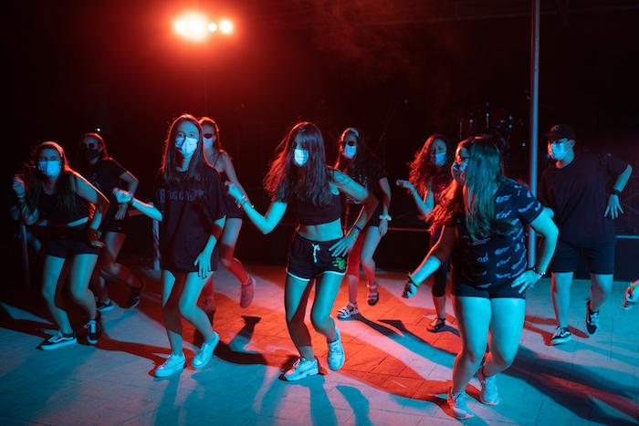 Velada de bailes