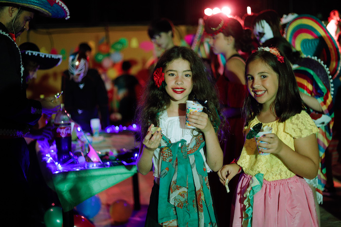 Fiesta temática mexicana
