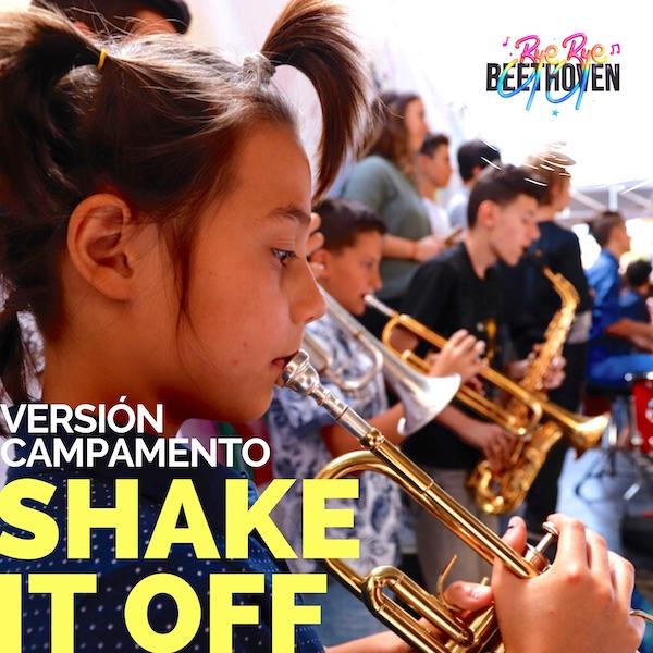 Shake It Off - Versión campamento