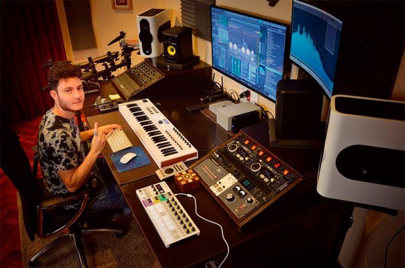 Adrian Jiménez Campamento musical profesor