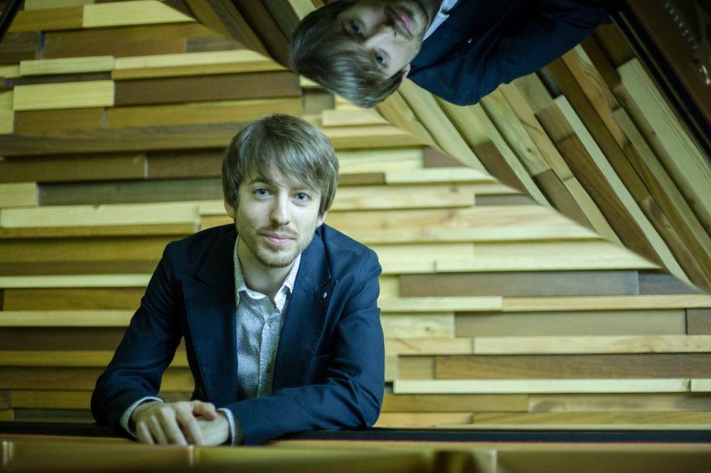 David de Miguel, profesor de piano en Bye Bye Beethoven